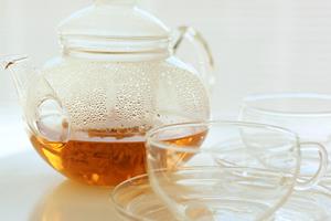 コラーゲンの糖化を抑制してくれるお茶